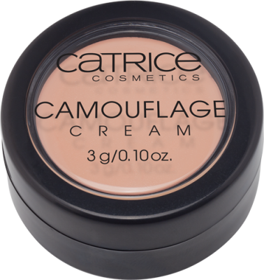 Консилер CATRICE Camouflage Cream 025 Rosy Sand песочно-розовый: фото
