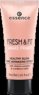 Праймер для тональной основы Essence Fresh & fit awake primer: фото