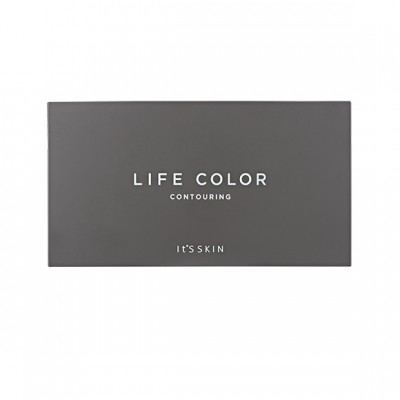 Палетка цветных консилеров It's Skin Life Color, универсальная, 2г*6,: фото