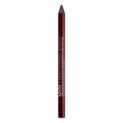 Карандаш для губ NYX Professional Makeup Slide On Lip Pencil - DARK SOUL 01: фото
