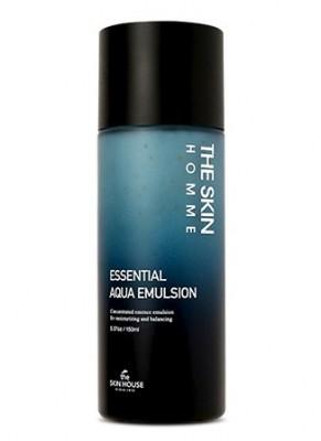 Эмульсия увлажняющая для мужчин THE SKIN HOUSE Homme essential aqua emulsion 150 мл: фото