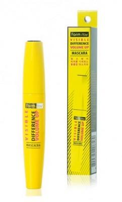 Тушь для ресниц объемная FARMSTAY Visible difference volume up mascara: фото