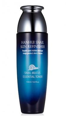 Эмульсия антивозрастная с муцином улитки BERGAMO Snail skin refinisher essential lotion 150 ml: фото