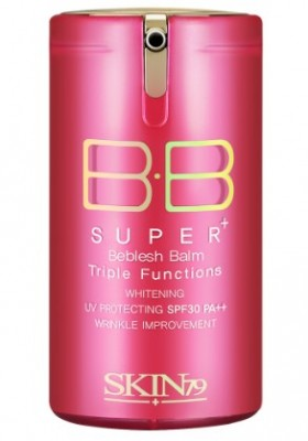 ВВ-крем SKIN79 Super plus beblesh balm triple functions SPF30 Hot Pink 40 г: фото