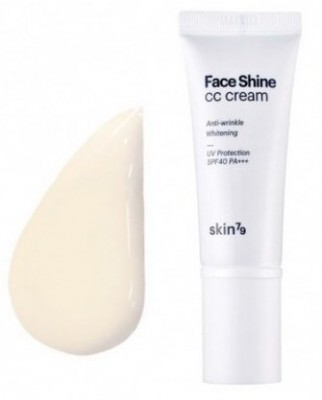 СС-крем SKIN79 Face shine CC-cream SPF40 40 мл: фото