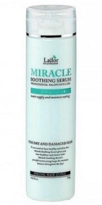 Сыворотка для повреждённых волос LA'DOR Miracle soothing serum 250г: фото