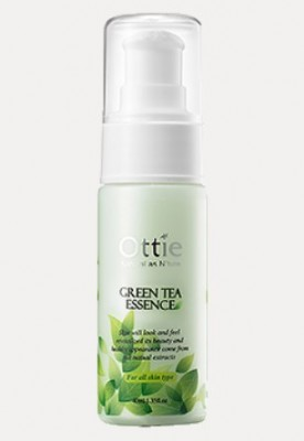 Эссенция с зеленым чаем OTTIE Green Tea Essence 40мл: фото