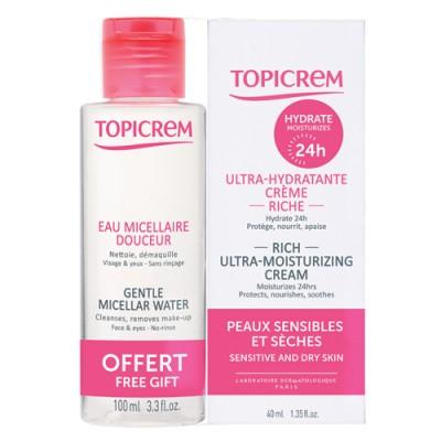 Набор для лица TOPICREM: фото