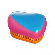 Расческа TANGLE TEEZER Compact Styler Bright голубой/розовый: фото