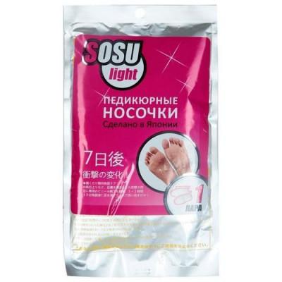 Носочки для педикюра SOSU Light 1 пара: фото