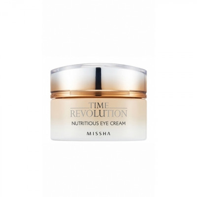 Крем для век Питательный MISSHA Time Revolution Nutritious Eye Cream 25 мл: фото