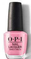 Лак для ногтей OPI Peru Lima Tell You About This Color! NLP30-1: фото