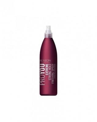 Жидкий лак для волос сильной фиксации Revlon Professional Pro you extreme 350 мл.: фото