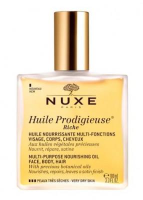 Масло сухое обогащенное Nuxe Huile Prodigieuse Riche 100 мл: фото