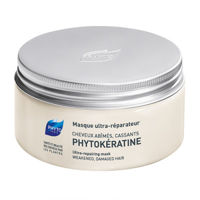 Маска интенсивного восстановления PHYTOSOLBA Phytokeratine 200 мл: фото