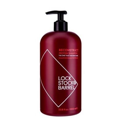 Шампунь для тонких волос Lock Stock&Barrel RECONSTRUCT 000 мл: фото