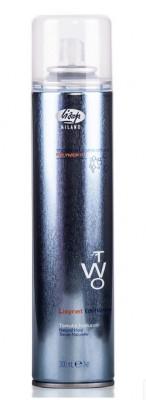 Лак для укладки волос без газа нормальной фиксации LISAP MILANO Lisynet Two Eco Natural Hold 300мл: фото
