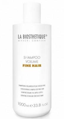 Шампунь для объема тонких волос La Biosthetique Pilvicure Shampoo Volume 1000мл: фото