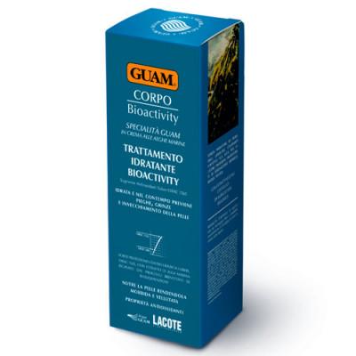 Крем увлажняющий биоактивный для тела Guam Corpo 200 мл: фото