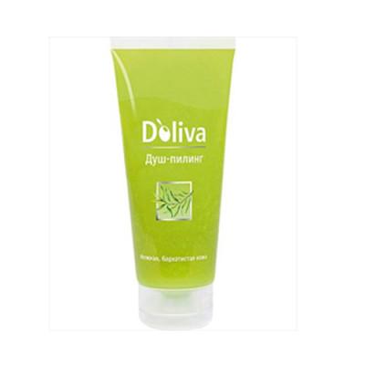 Гель-пиллинг для душа D`oliva 100 мл: фото