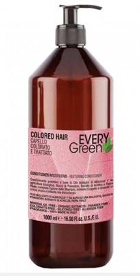 Кондиционер для окрашеных волос Dikson COLORED-HAIR CONDIZIONANTE PROTETTIVO 1000мл: фото