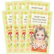 Набор пластырей против акне THE SAEM Secret Pure Nose Clear Patch Set 8шт: фото