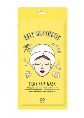 Маска для волос Berrisom G9 Self Aesthetic Silky Hair Mask 30г: фото