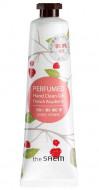 Крем-гель для рук парфюмированый THE SAEM Perfumed Hand Clean Gel French Raspberry 30мл: фото