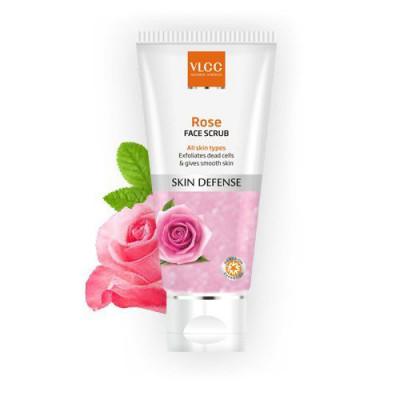 Скраб для лица с розовым маслом 80мл: фото