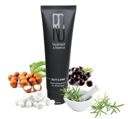 Эссенция для волос BOSNIC RD Silk Treatment & Essence 180мл: фото