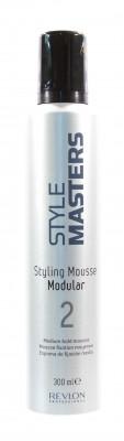 Мусс средней фиксации Revlon Professional STYLING MOUSSE MODULAR 300мл: фото