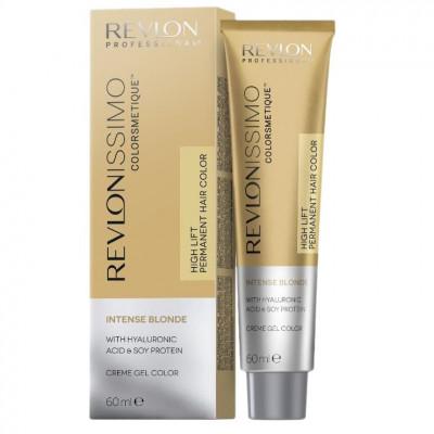 Краска для волос с максимальным эффектом осветления Revlon Professional REVLONISSIMO Intense Blonde 1232 60мл: фото