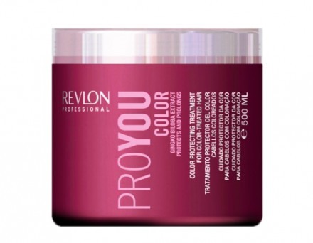 Маска для сохранения цвета окрашенных волос Revlon Professional PRO YOU COLOR TREATMENT 500мл: фото