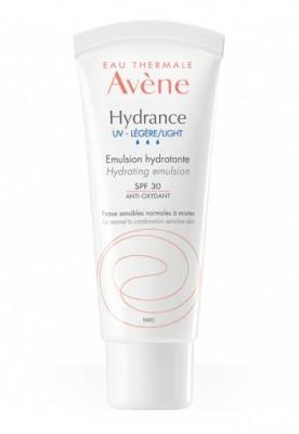 Эмульсия увлажняющая для нормальной и смешанной кожи Avene Hydrance Optimale UV20 Legere Emulsion hydration SPF30 40 мл: фото