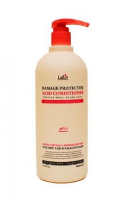 Кондиционер защитный для поврежденных волос La'dor DAMAGE PROTECTOR ACID CONDITIONER 530мл: фото