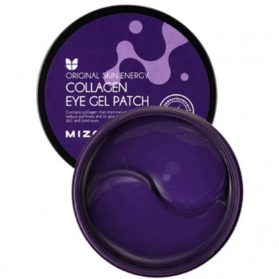 Патчи гидрогелевые с коллагеном MIZON Collagen Eye Gel Patch 60шт: фото