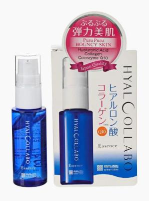 Эссенция увлажняющая с нано-коллагеном и нано-гиалуроновой кислотой Meishoku Hyalcollabo W Moist Beauty Essence 30мл: фото