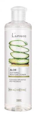 Тонер увлажняющий с алоэ L'arvore Aloe Soothing Moisture Toner 248 мл: фото