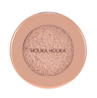 Тени-фольга для век Holika Holika Foil Shock Shadow 02 Dusty Walnut, шампанское 1,9 г: фото