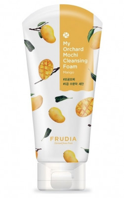 Пенка очищающая с манго Frudia My Orchard Mango Mochi Cleansing Foam 120 мл: фото