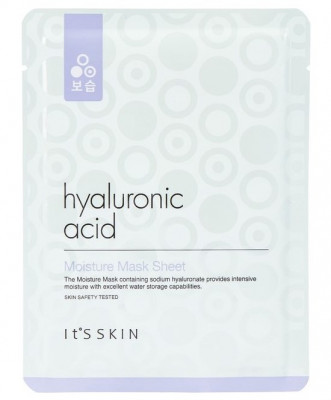 Тканевая маска с гиалуроновой кислотой It'S SKIN Hyaluronic Acid Moisture Mask Sheet 17 г: фото