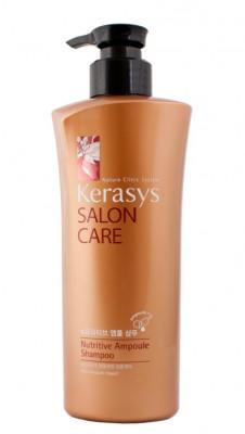 Шампунь питательный для поврежденных волос KeraSys 470 г: фото