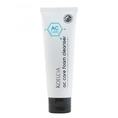 Пенка очищающая освежающая для проблемной кожи KOELCIA AC Care Foam Cleanser 120г: фото