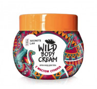 Крем для тела Secrets Lan Wild Body Cream с маслом страуса 200 мл: фото