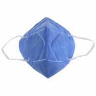 Маска респиратор синяя KN95 (10 шт): фото