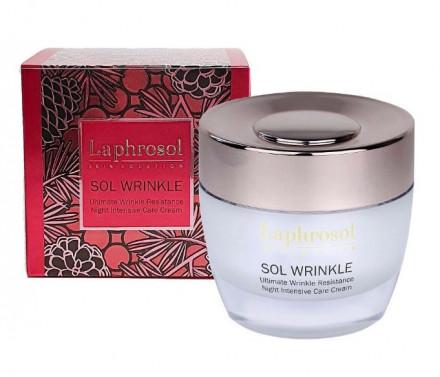 Интенсивный ночной крем против морщин Laphrosol Sol Wrinkle Cream 50 мл: фото