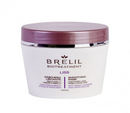 Маска разглаживающая Brelil BIOTREATMENT Liss 220 мл: фото