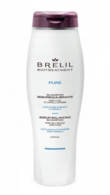 Шампунь против перхоти BRELIL BIOTREATMENT PURE ANTIDANDRUFF Shampoo 250 мл: фото